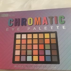 CHROMATIC. EYE  PALETTE